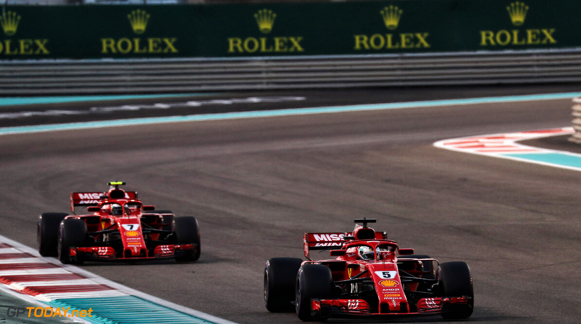 Ferrari 'has the ingredients' to succeed again