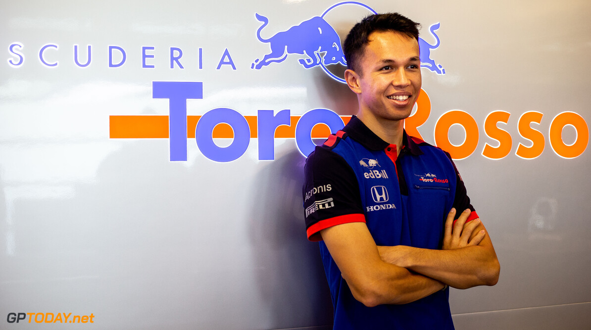 Russell: Albon has earned F1 chance