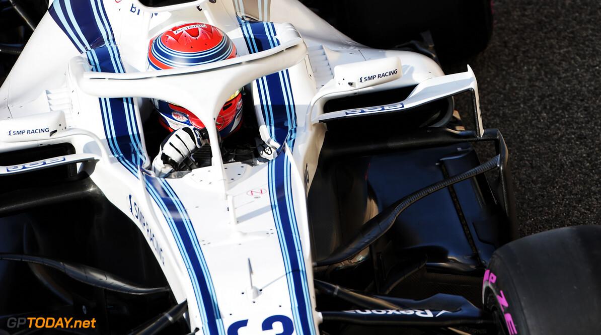 Russell vond eerste indruk van de Williams geweldig