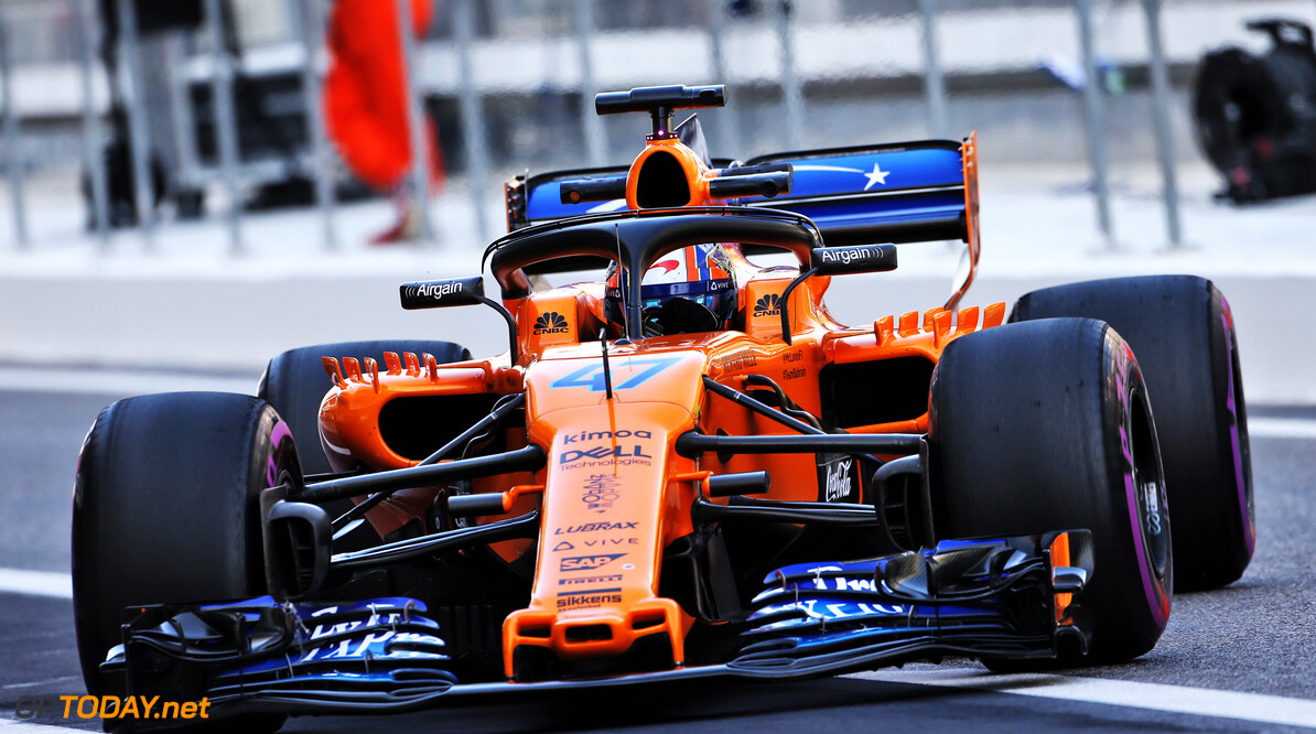 McLaren heeft volgens Norris een grote verandering ondergaan
