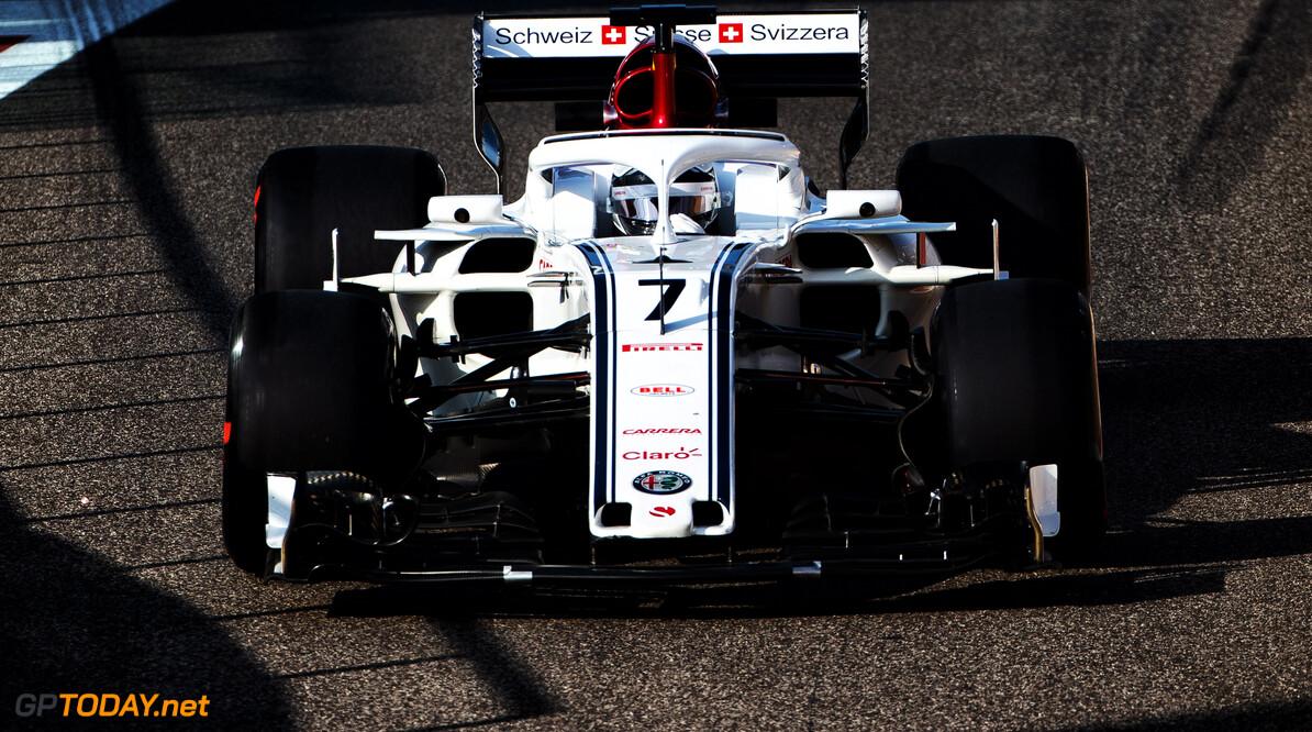 Sauber has 'good expectations' for 2019 car