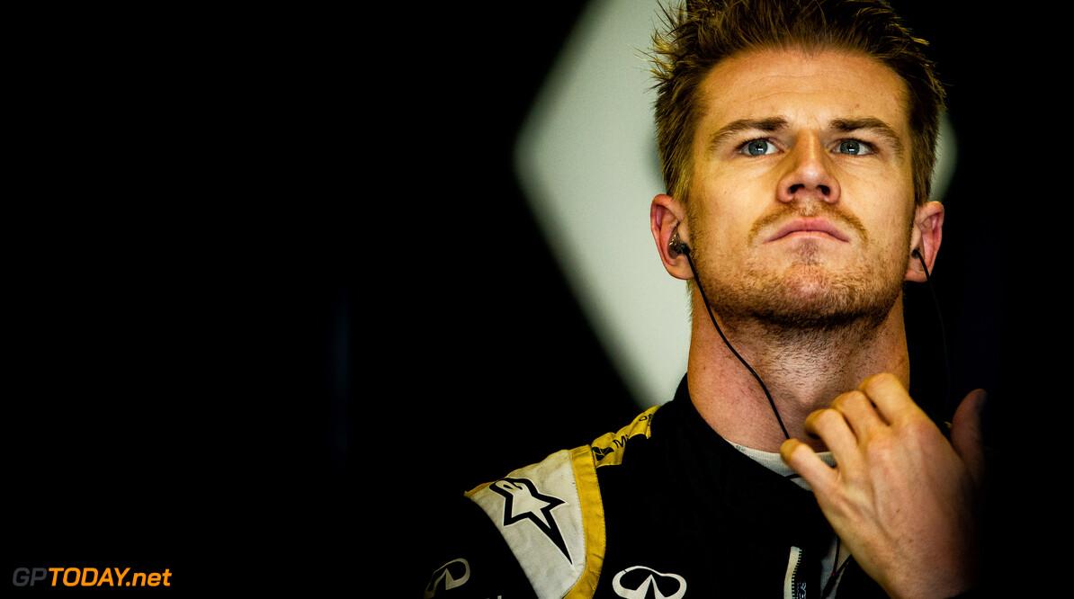 Hulkenberg would win 'straight away' at top F1 team - Sainz