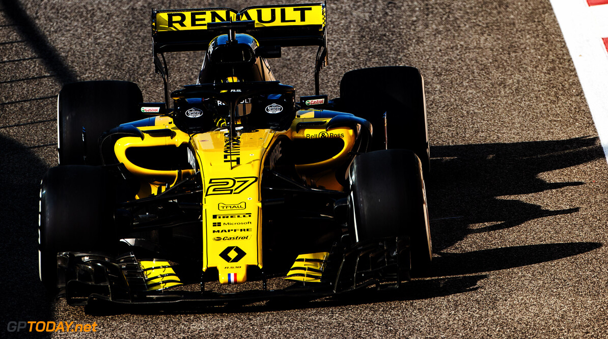 Renault to test at Red Bull Ring with 2018 F1 car