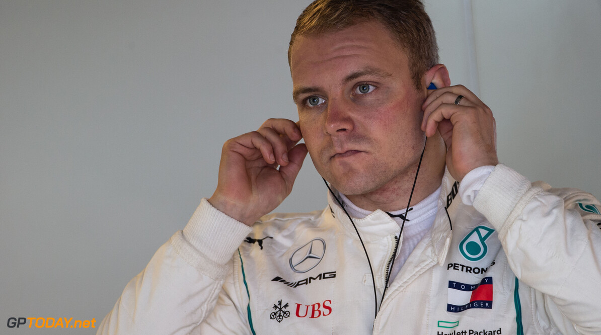 Bottas not worried about 2020 Mercedes drive