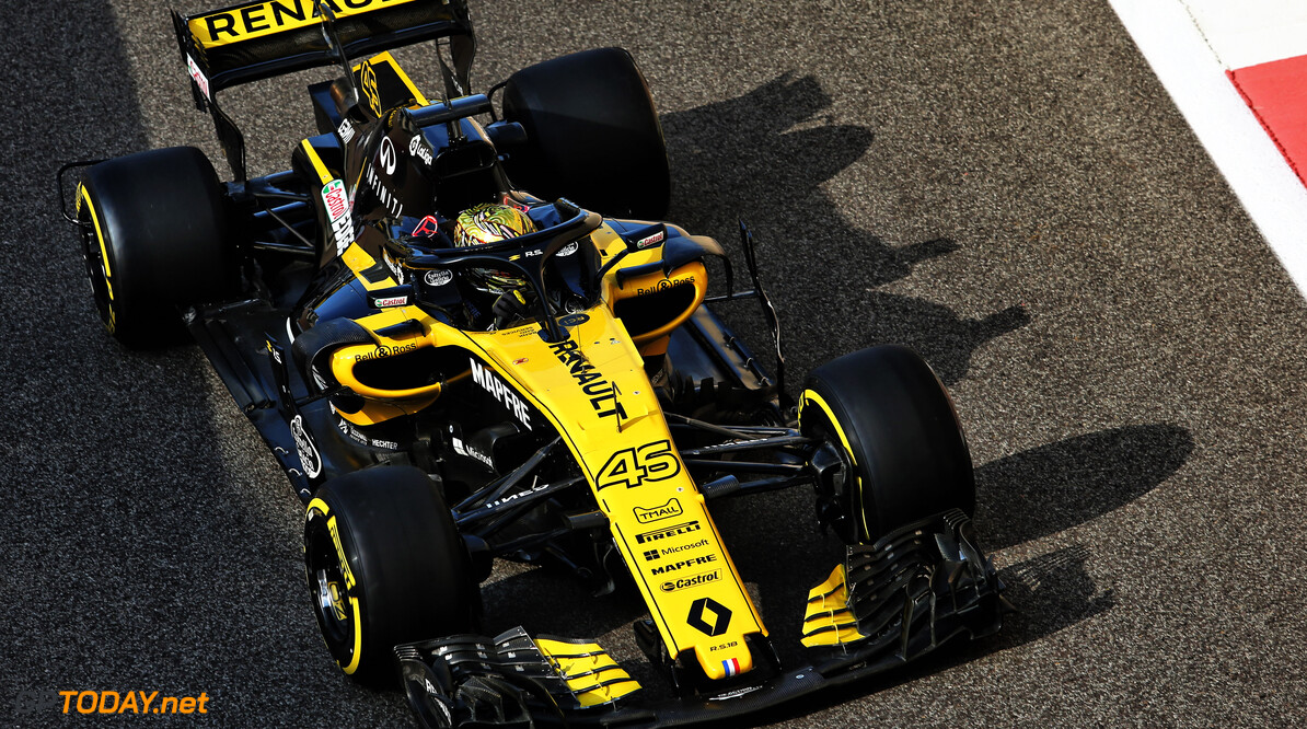 New Renault F1 boss quits before starting work