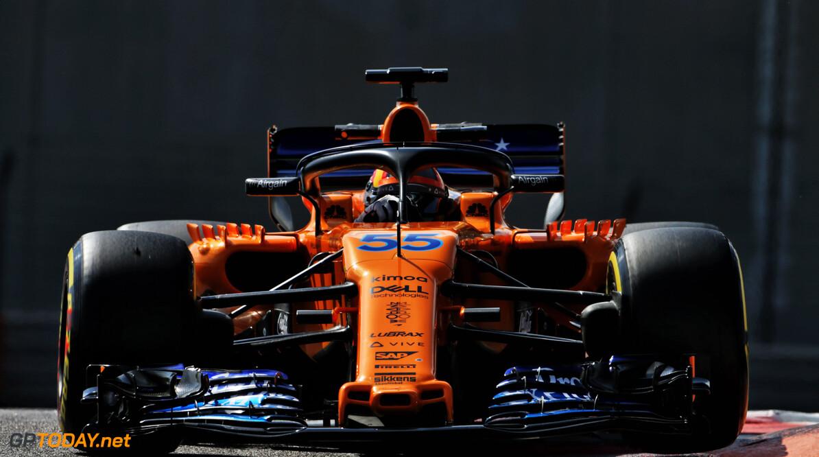 Debuut voor McLaren een droom die uitkomt voor Sainz