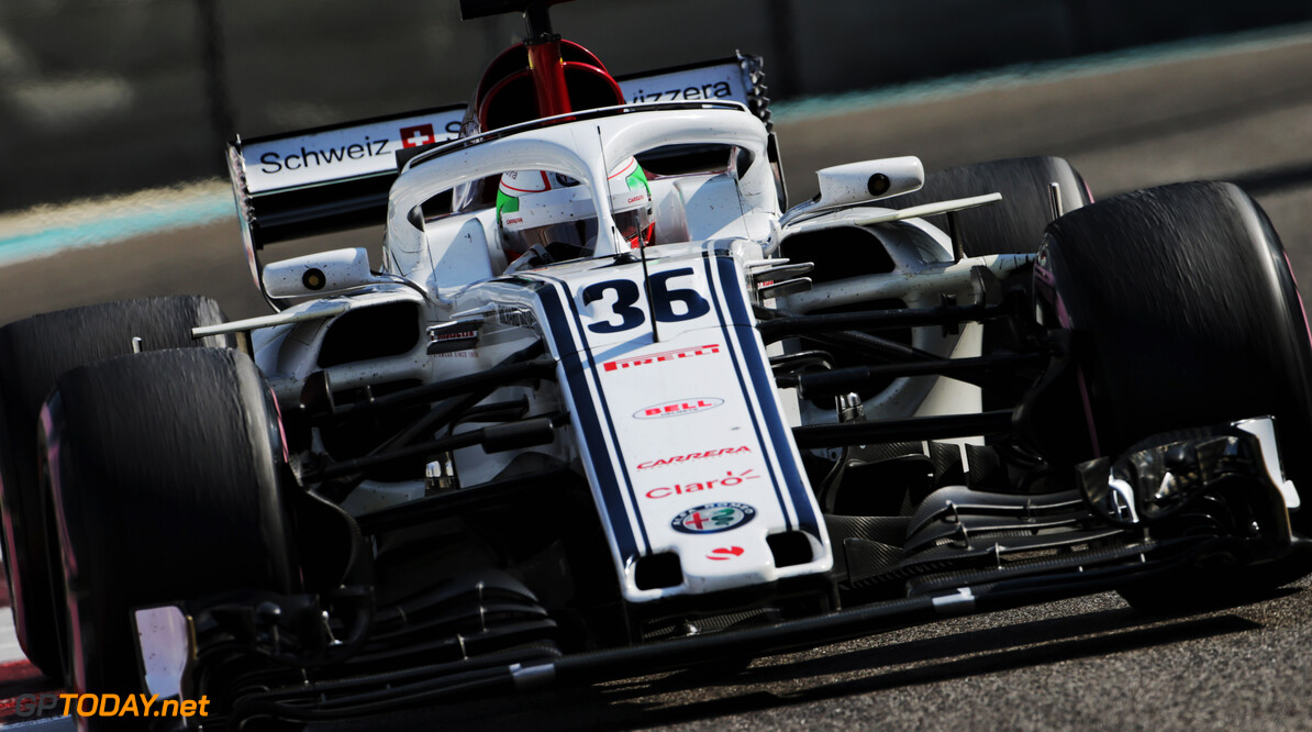 Giovinazzi: Sauber's 2019 target is 'best of the rest'