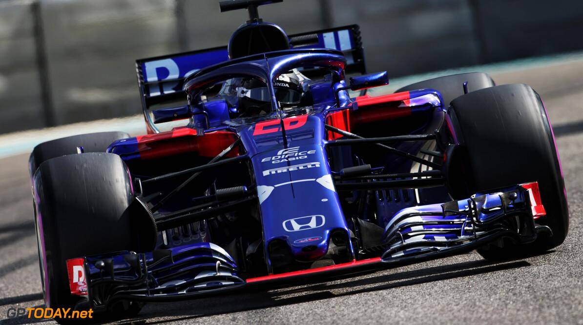 Kvyat tops day three of Barcelona testing