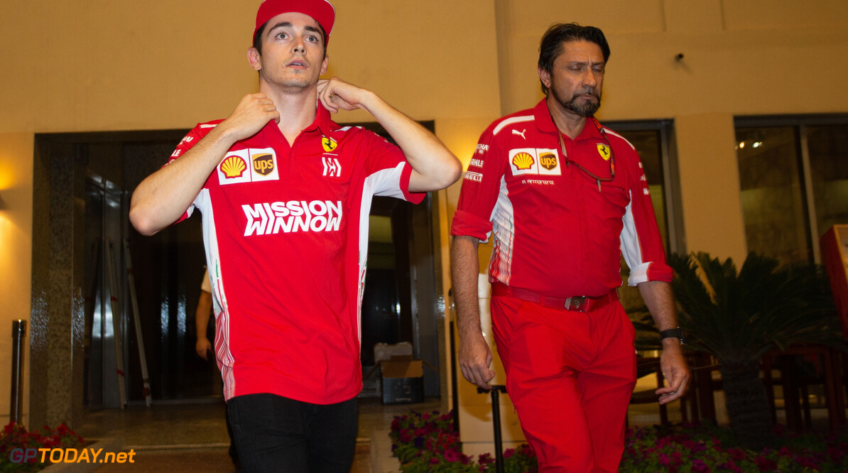 Brawn believes Leclerc's arrival will boost Ferrari