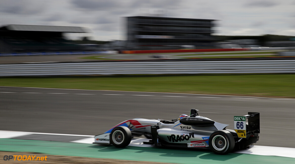 FIA Formula 3 European Championship, round 6, Silverstone (GBR) 66 Hon Chio Leong (MAC, Hitech Bullfrog GP, Dallara F317 - Mercedes-Benz), FIA Formula 3 European Championship, round 6, Silverstone (GBR), 17. - 19. August 2018 *** Local Caption *** Copyright (c) FIA Formula 3 European Championship / Thomas Suer FIA Formula 3 European Championship 2018, round 6, Silverstone (GBR) Thomas Suer Silverstone Great Britain
