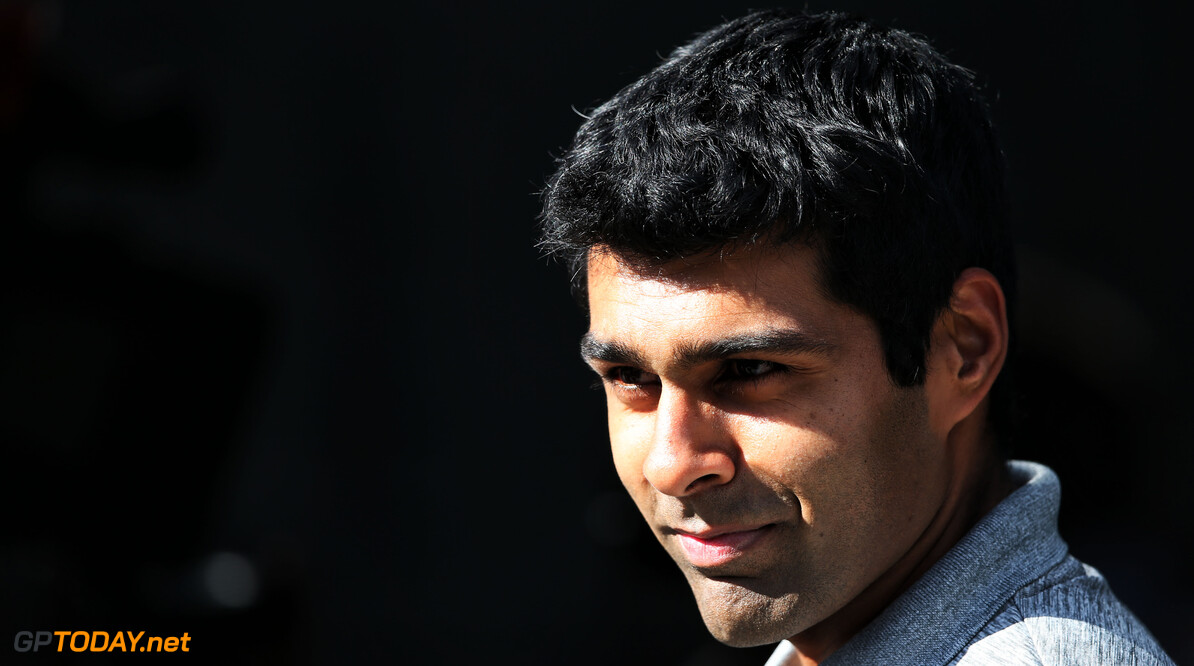 Chandhok returns to Sky Sports F1