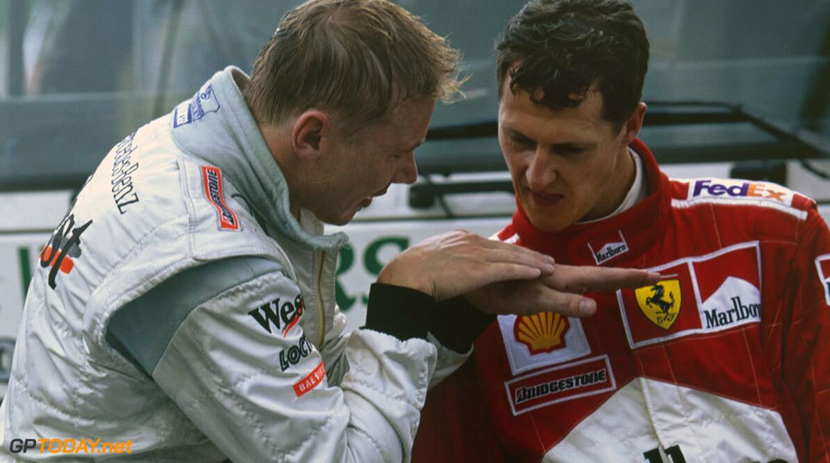 Van de Grint praat liever over coureur Schumacher dan over huidige situatie