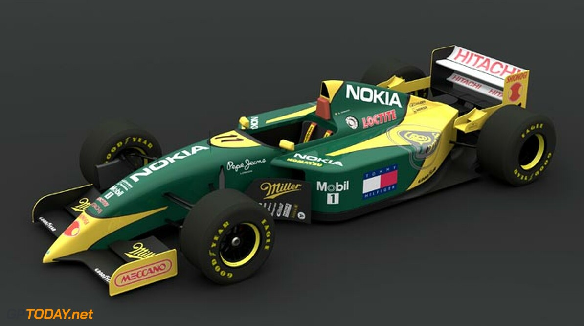 <strong>Historie:</strong> Haven't made the grid: De Lotus 112 Mugen Honda uit 1995