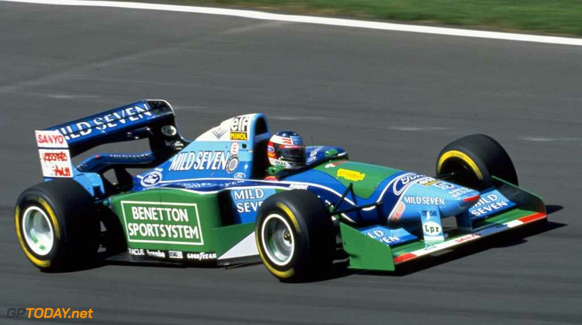 <strong>History:</strong> Michael Schumacher Special: Part 3 - The early Benetton years and controversy