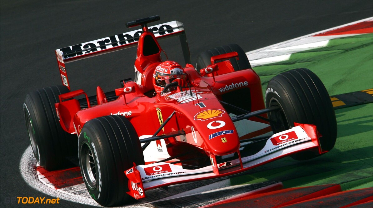 History Michael Schumacher Special Part 5 The Dominant Ferrari Years Gptoday Net