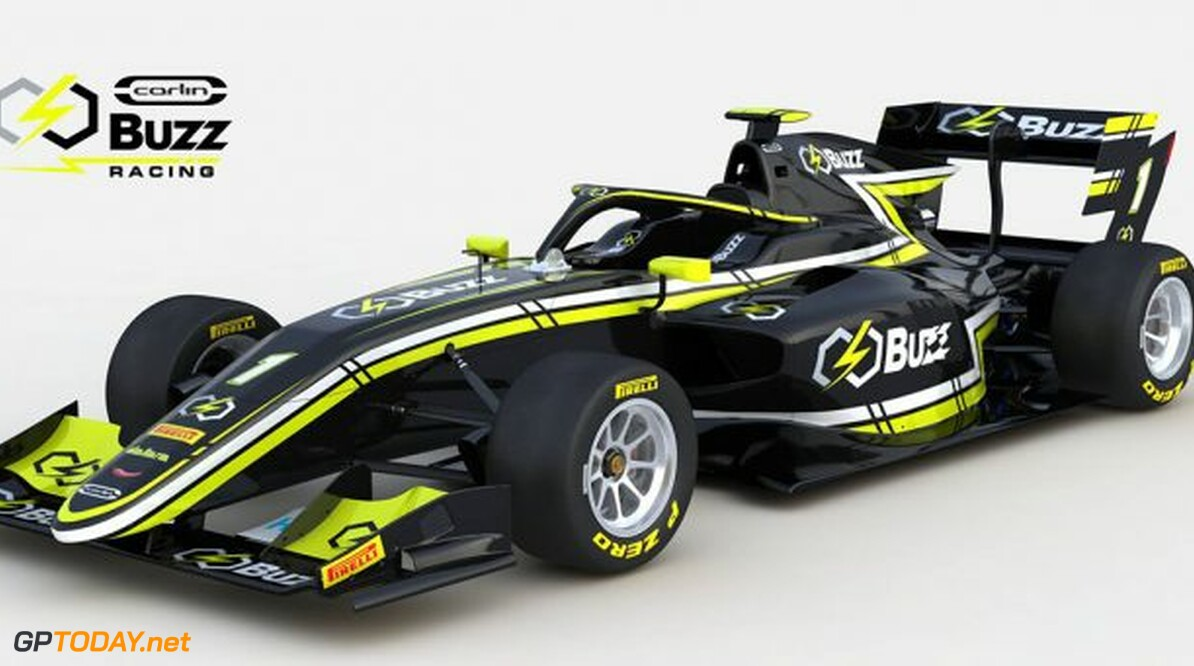 Carlin announce Buzz as title sponsor, Natori as first driver