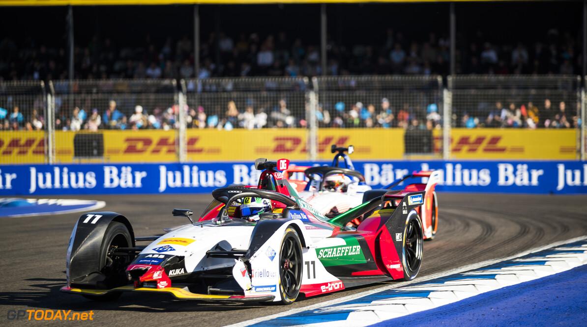 Frijns maakt indruk in vrije trainingen voor ePrix Santiago, Di Grassi en Lopez snelsten