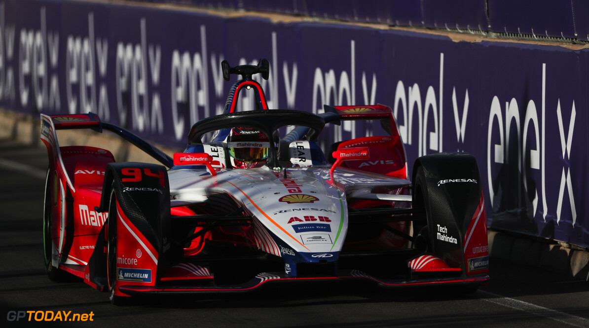 2018 Marrakesh E-prix CIRCUIT INTERNATIONAL AUTOMOBILE MOULAY EL HASSAN, MOROCCO - JANUARY 12: Pascal Wehrlein (DEU), Mahindra Racing, M5 Electro during the Marrakesh E-prix at Circuit International Automobile Moulay El Hassan on January 12, 2019 in Circuit International Automobile Moulay El Hassan, Morocco. (Photo by Alastair Staley / LAT Images) 2018 Marrakesh E-prix Alastair Staley  Morocco  action electric fe