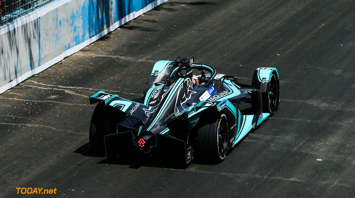 Evans holds off Lotterer to win in Rome