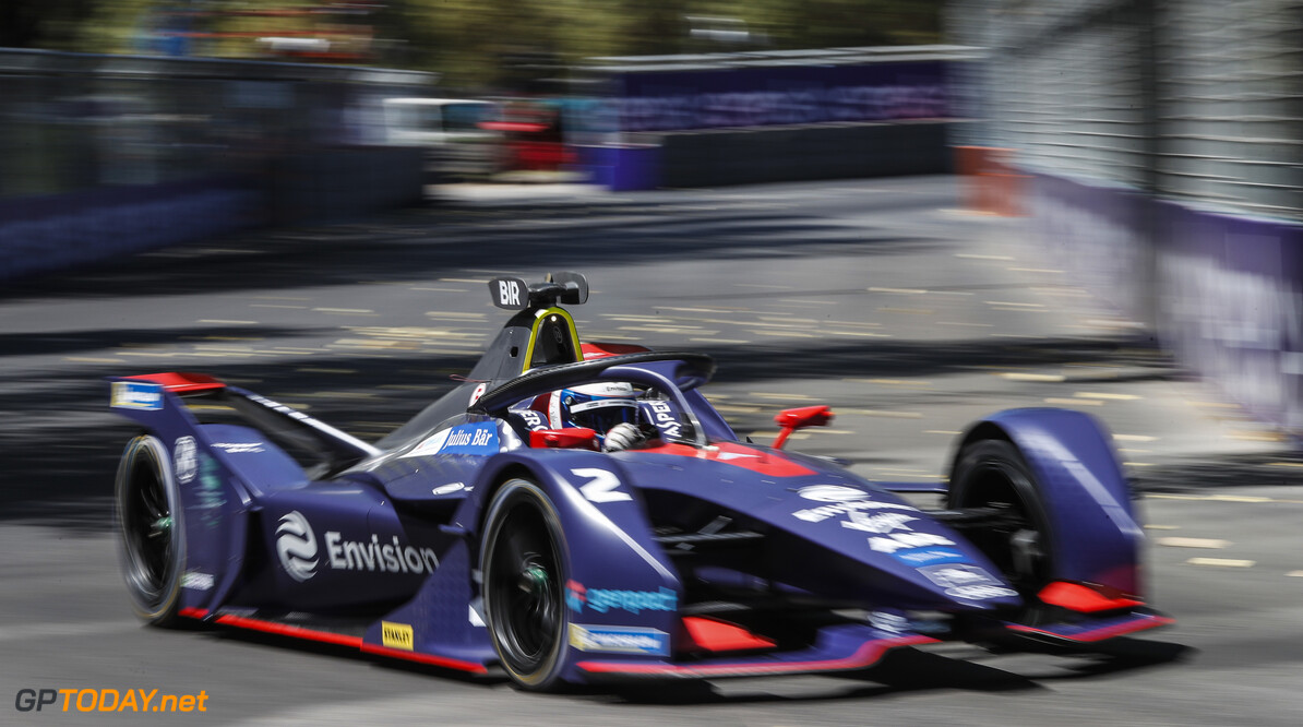 2018 Santiago E-prix PARQUE O'HIGGINS CIRCUIT, CHILE - JANUARY 26: Sam Bird (GBR), Envision Virgin Racing, Audi e-tron FE05 during the Santiago E-prix at Parque O'Higgins Circuit on January 26, 2019 in Parque O'Higgins Circuit, Chile. (Photo by Joe Portlock / LAT Images) 2018 Santiago E-prix Joe Portlock  Chile  action ts-live electric fe