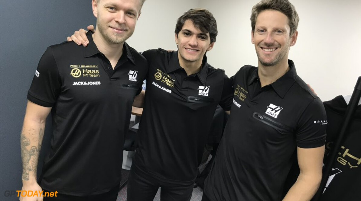 Haas hints at new black and gold livery