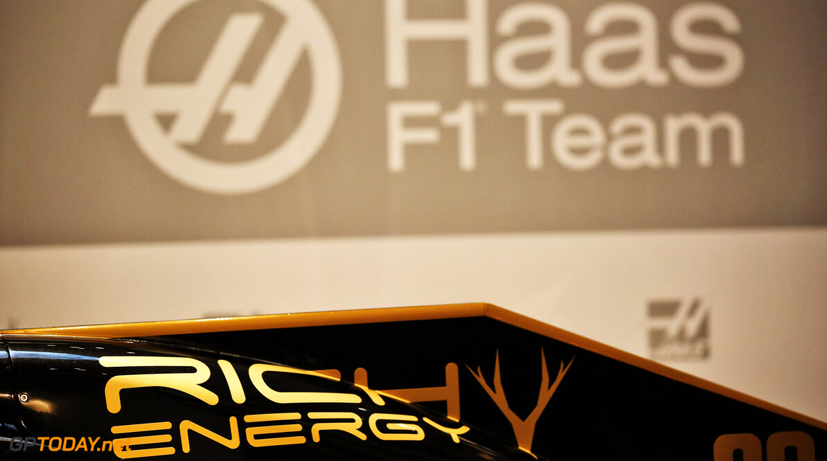 Haas F1 gelooft in ambitie Rich Energy om Red Bull te verslaan