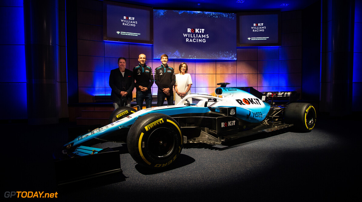 Williams sets launch date for 2020 challenger