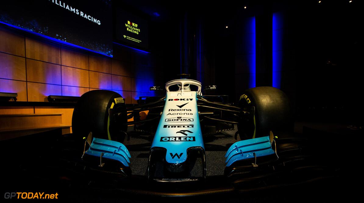 'Williams begint woensdag pas na lunch met rijden in Barcelona'