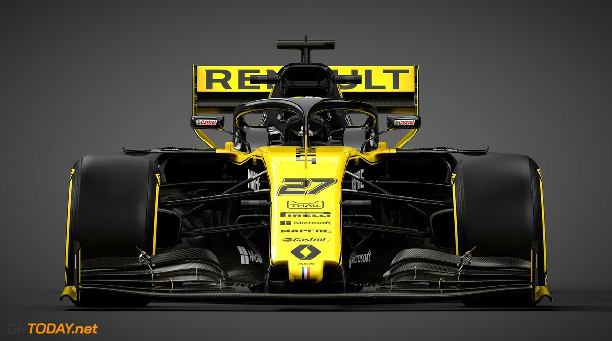Hulkenberg: New rear wing is like a parachute