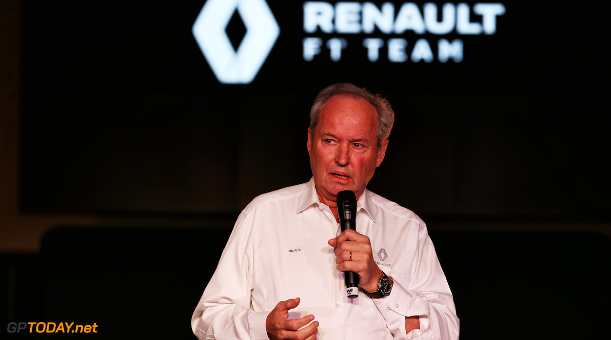 Jerome Stoll (FRA) Renault Sport F1 President. 12.02.2019. Renault Sport F1 Team RS19 Launch, Enstone England. Tuesday.