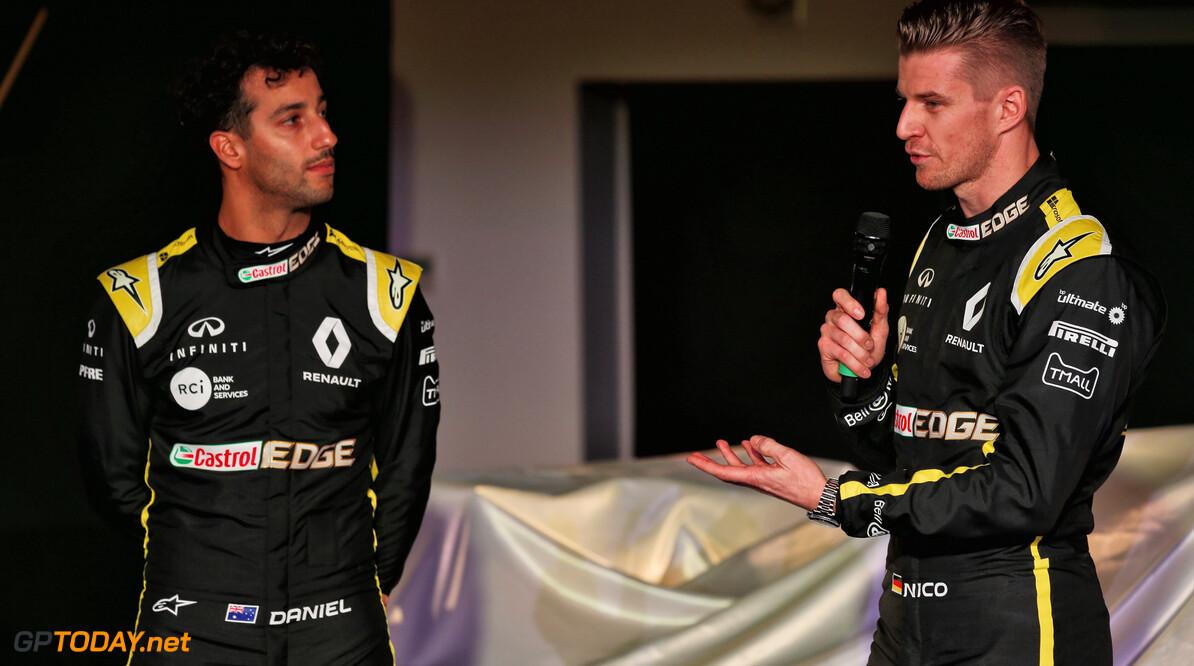 Hulkenberg and Ricciardo 'asking for the same things'