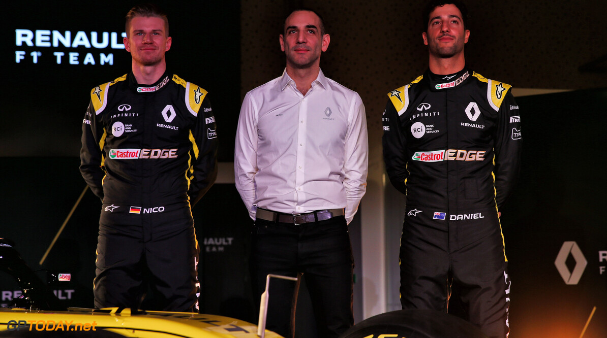 Renault wil met RS19 terug naar de top