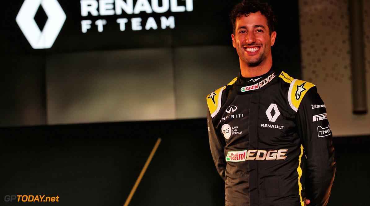"""Damon Hill: """"Daniel Ricciardo weigerde om tweede viool te spelen"""""""