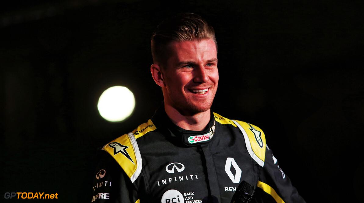Hulkenberg: My future depends on comparison with Ricciardo