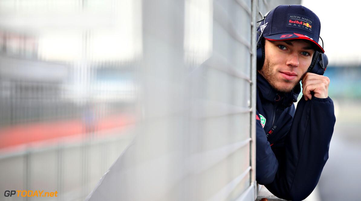 """Gasly: """"Ferrari lijkt snel, maar Mercedes zal er in Australië ook staan"""""""