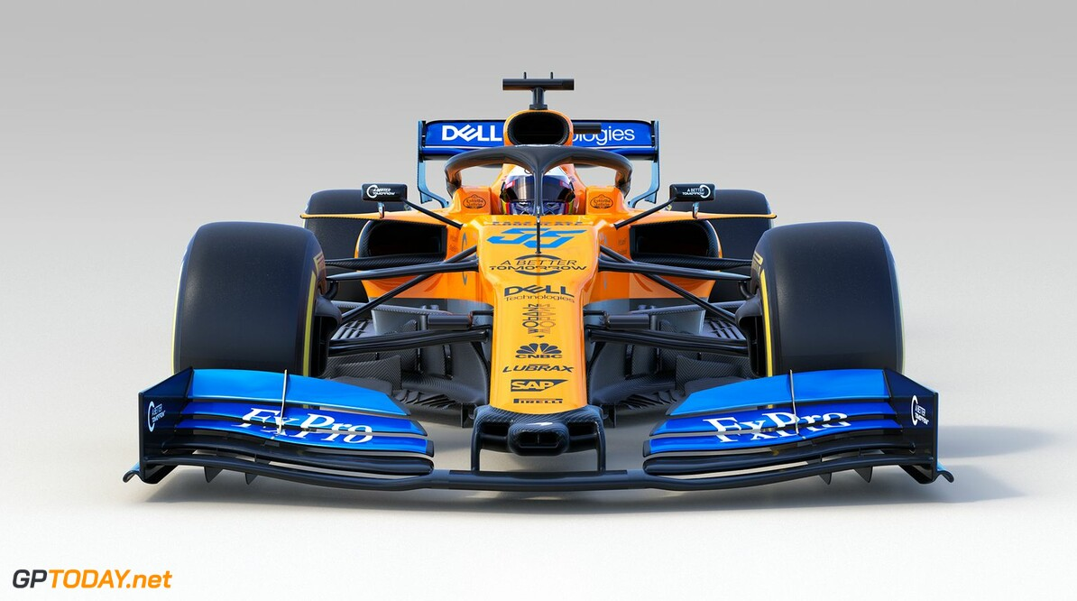 Watch the McLaren MCL35 launch LIVE