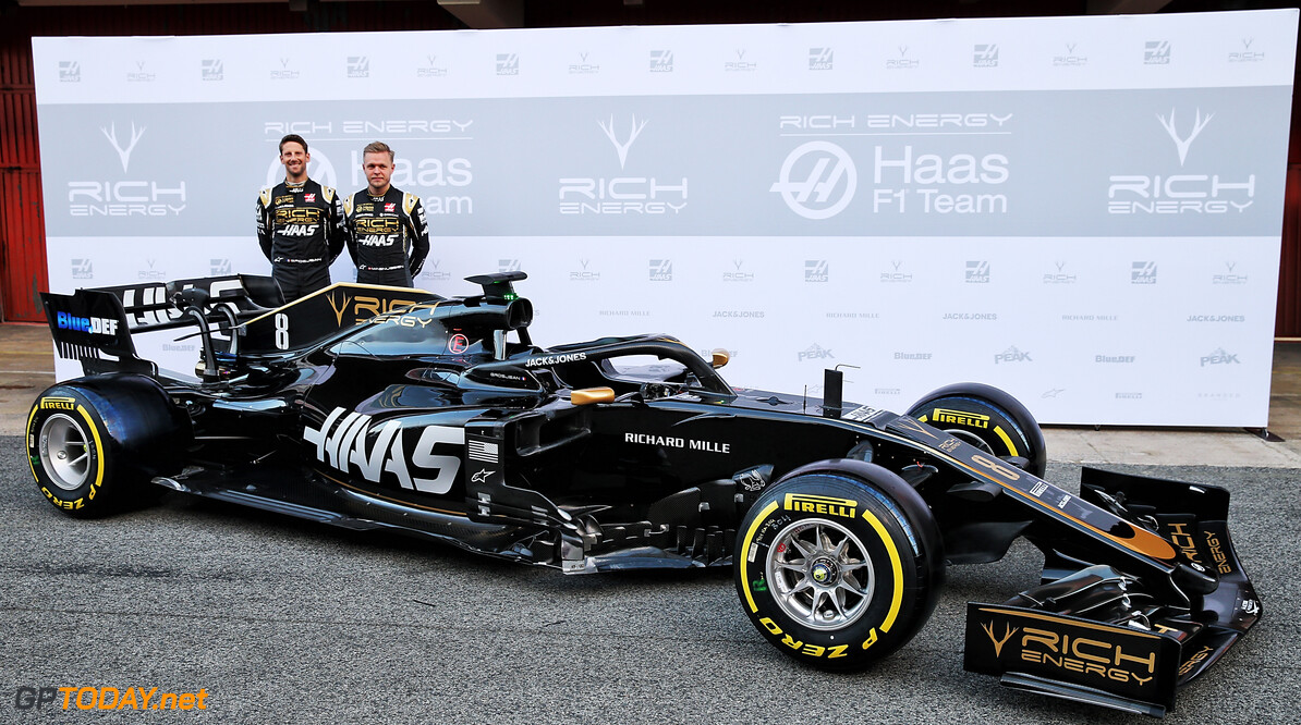 Haas to launch 2020 car in Barcelona