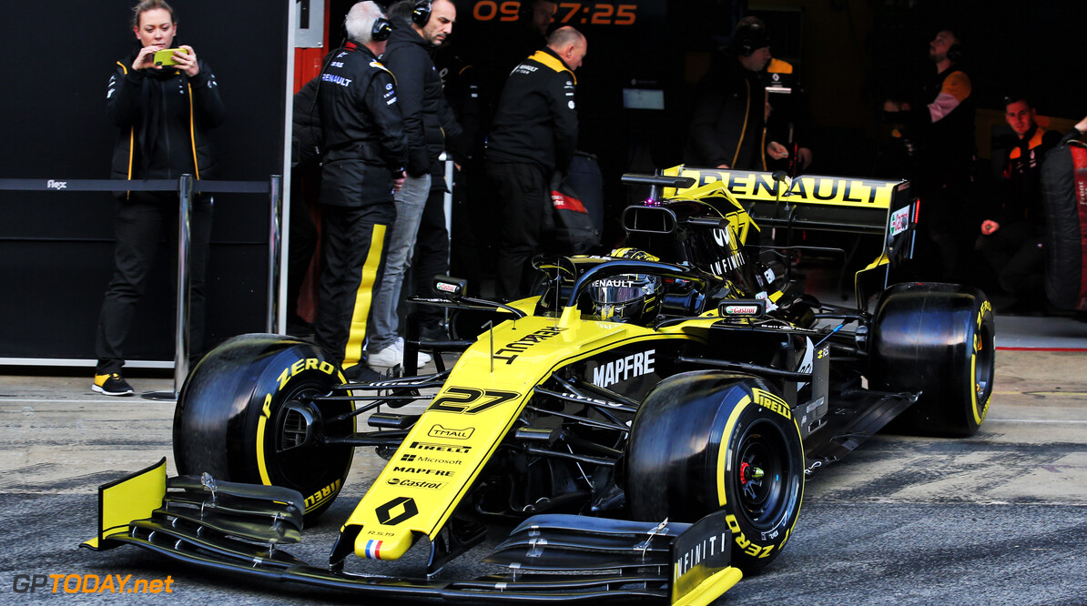 Renault 'pushing' for 2021 rules clarification