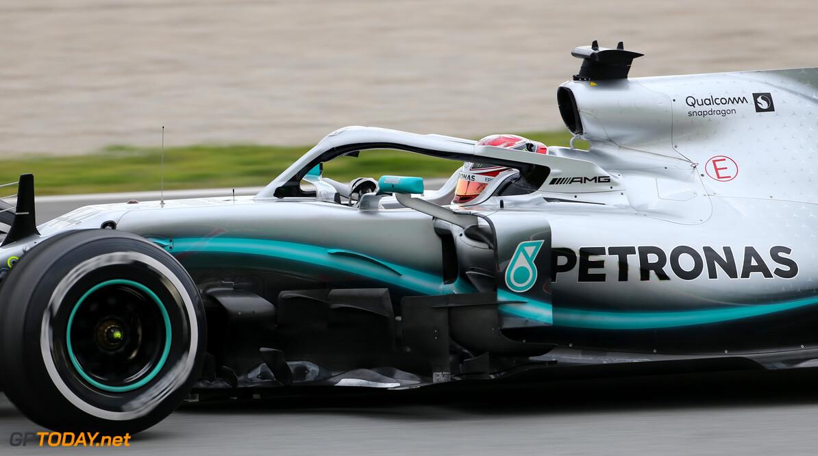 Hamilton: Ferrari always look strong early on