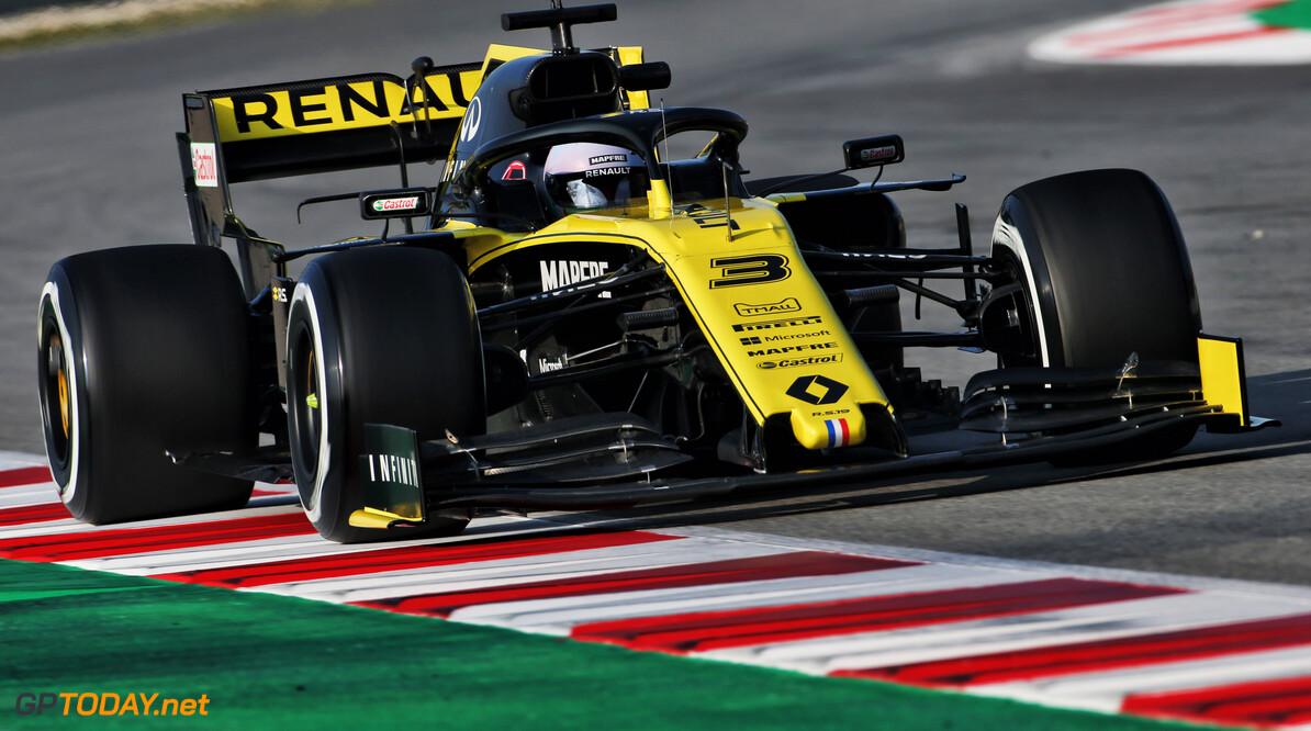 """Ricciardo over afgebroken DRS: """"Kan gebeuren, geen deuk in relatie met Renault"""""""