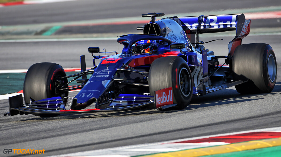 Albon working on getting comfortable at high speed