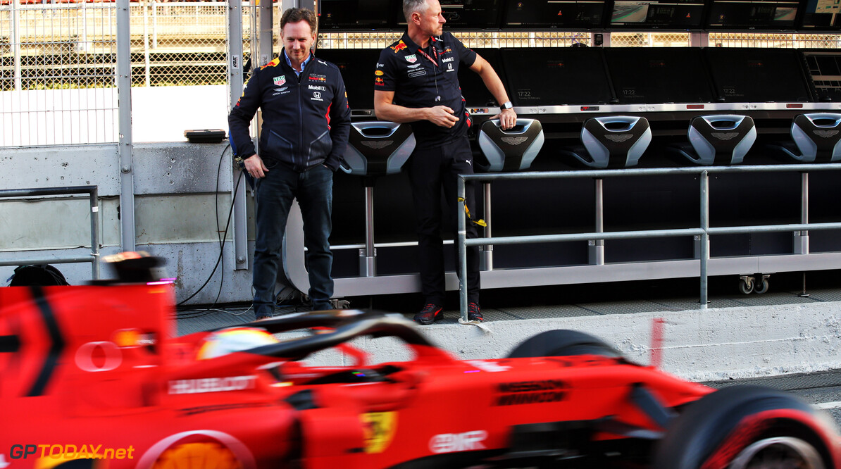 Horner: No discussions with Vettel over Red Bull return