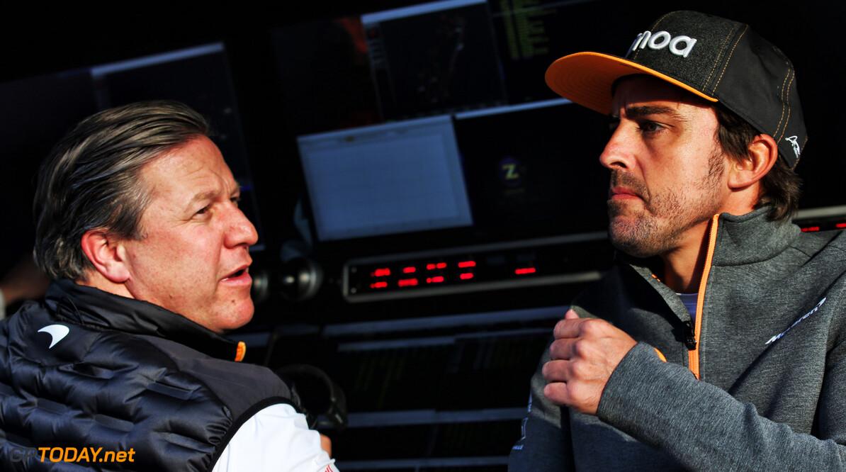 """Brown: """"Alonso mag kansen bij ander F1-team aangrijpen"""""""