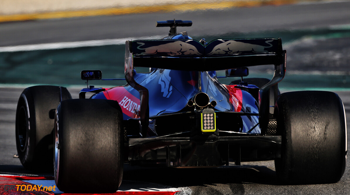 Toro Rosso enjoying continuing Honda relationship