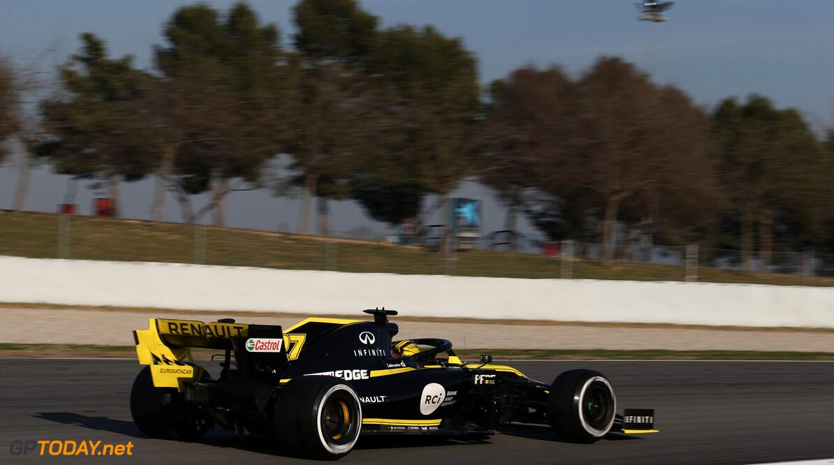 Renault heeft 'hoge doelstellingen' voor motor afgelopen winter gehaald