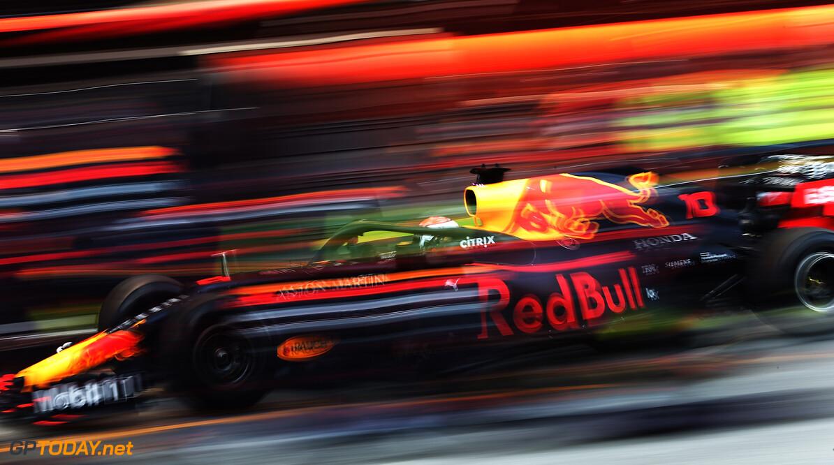 Formule 1 zet Red Bull Racing op P4 in eerste Power Rankings van 2019
