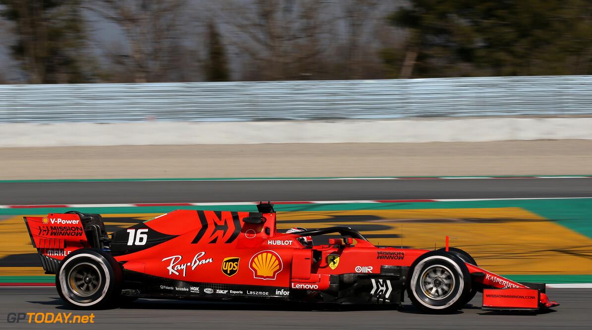 Ferrari haalt Mission Winnow-logo's van auto's voor Australische GP