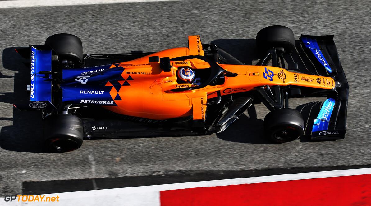 McLaren pushed to change multiple power unit elements for Sainz