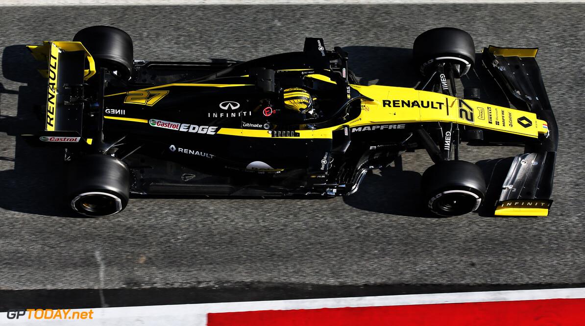 Hulkenberg: No area of 'major concern' with Renault's 2019 F1 car