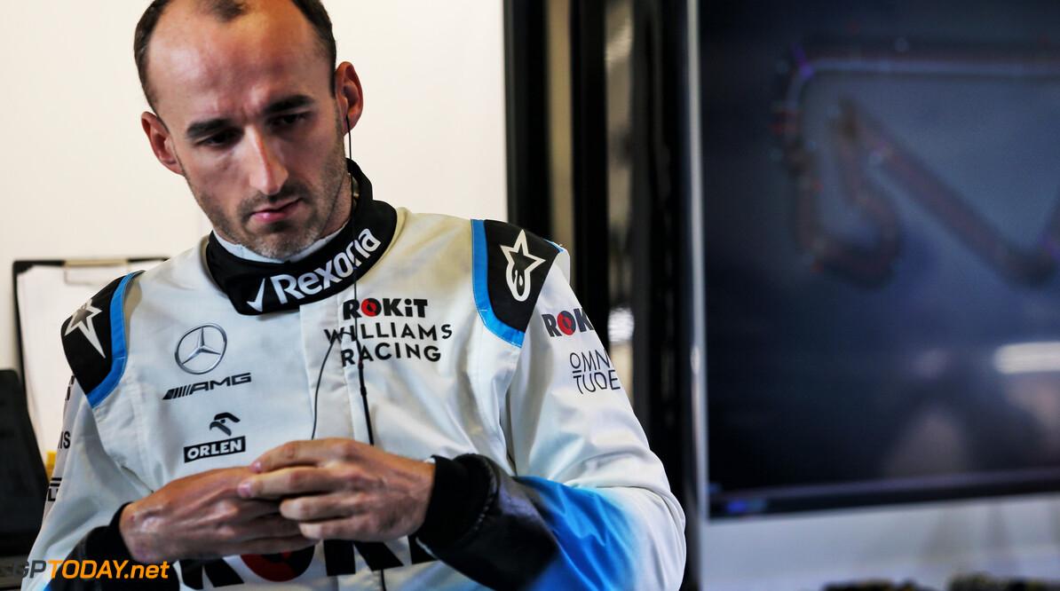 Robert Kubica ziet laatste testdag voor Williams als 'verloren dag'